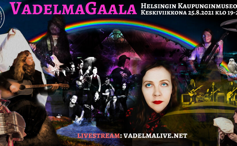 Klava VadelmaGaalassa 25.8.2021
